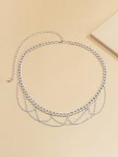 Personality Simple Fashion Waist Chain Women