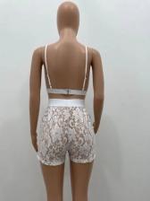 Fashion Lace Two Piece Sets Women