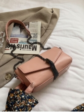 New Patch Small Shoulder Bags For Girls