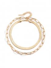 Simple Trendy Versatile Cool Necklace