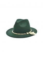 British Vintage Outdoors Fashion Fedora Hat