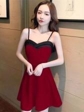 Night Club Bodycon Ladies Camisole Dress Online