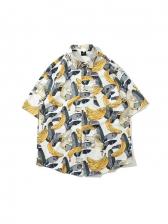 Hawaii Vacation Style Shirts For Men