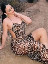 Backless High Slit Backless Summer Maxi Dresses