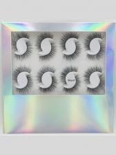 12 Pieces Pack Imitated Mink False Eyelashes