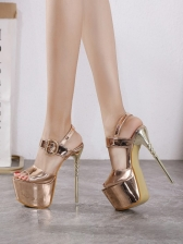 Party High Platform Stiletto Ladies Sandals