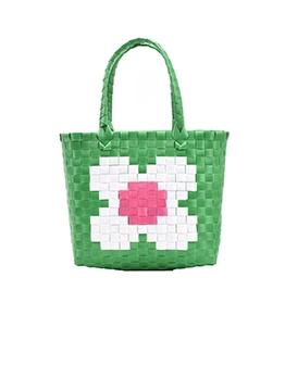 Korean Popular Patchwork Tote Bags