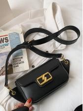 Summer Twist Lock Crossbody Bag