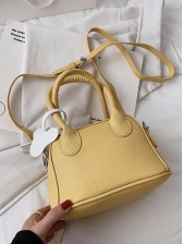 New Contrast Color Handbags For Women