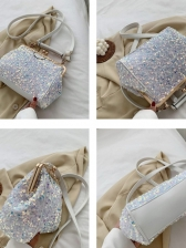 Sequined Versatile Shoulder Bags For Women