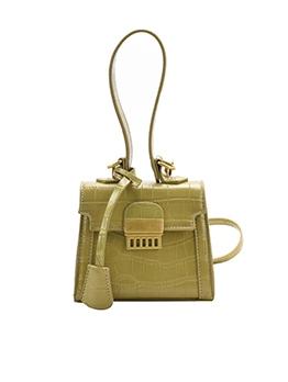 Solid Versatile Casual Korean Crossbody Bag