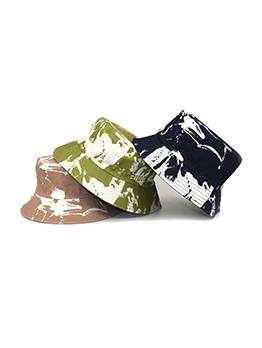 Tie Dye Vogue Reversible Cotton Fisherman Hat