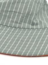 Stylish Striped Reversible Unisex Fisherman Hat