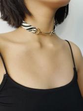 Vintage Simple Street Fashion Necklace