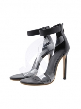 New Arrival Pointed Toe Heeled Sandals