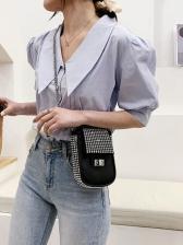 Fashion Hot Drilling Mini One Shoulder Bags