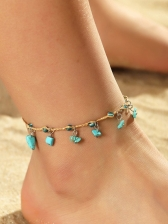 Beach Style Starfish Shell Anklet Accessories