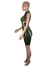 Sleeveless Sport Casual Short Pants Set For Women