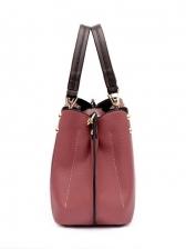 Summer Simple Tote Bags 4 Piece Bags