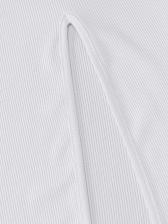 Solid High Slit V Neck Camisole Maxi Dresses