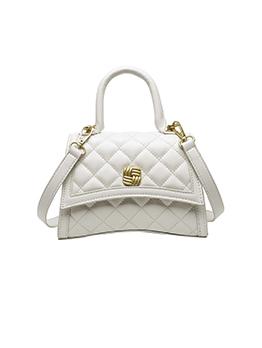 Fashion Versatile Lattice Shoulder Bags For Women