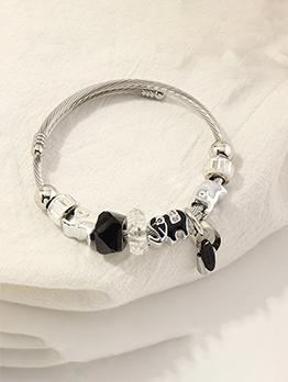 National Style Versatile Metal Bracelet For Women