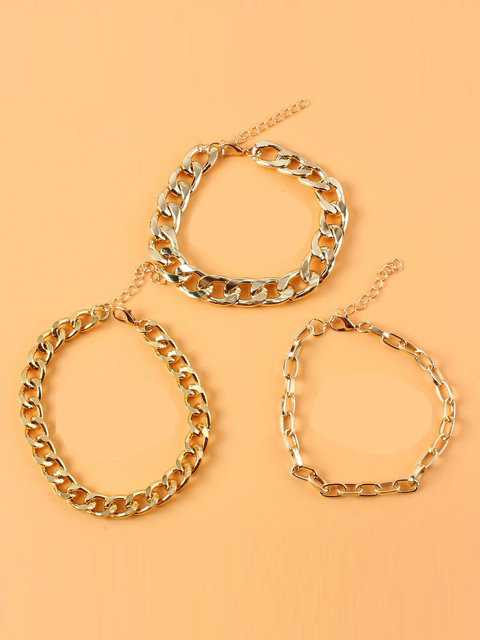 Alloy Material Create Casual Versatile Anklet
