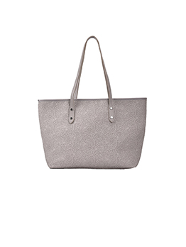 Trendy Pure Color Tote Bags For Women