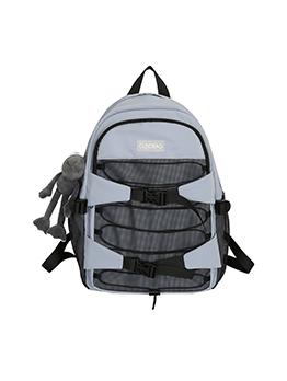 Outside High Capacity Travel Zipper Up Backpacks
