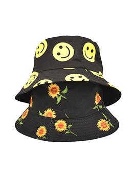 Reversible Casual Fashion Versatile Fisherman Hat