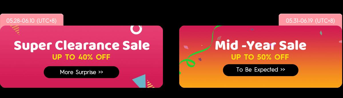 super clearance sale