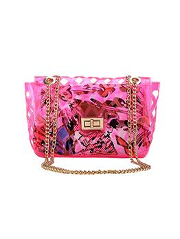 Fashion Print Chain Shoulder Bags