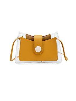 Summer Transparent Crossbody Bag For Women