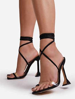 New Arrival Heel Sandal For Women Summer