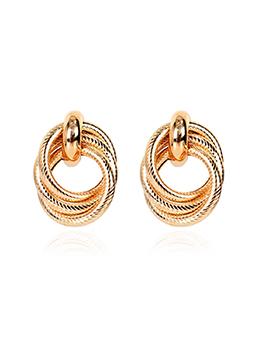 Fashion Geometric Designer Earrings For Girls