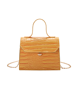 New Arrival Square Chain Side Bags For Girls