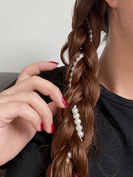 Fashion Faux Peal Vintage Hair Clip For Women