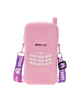 Cute Phone Design Cartoon Shoulder Bags