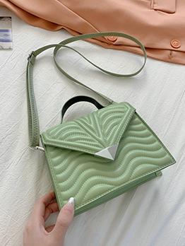 Summer Hasp Shoulder Bags For Women