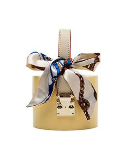 Fashion Silk Bow Design Small Handbags