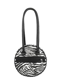 Personality Animal Print Round Armpits Bag