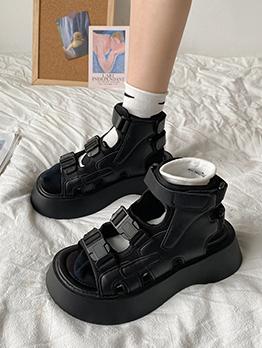 Online Students Summer Fashion Roman Style Sandals