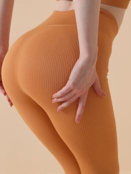 Sexy High Waist Gym Leggings For Women