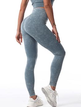Breathable High Waist Leggings For Women