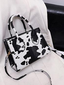 Fashion Animal Print Handbags For Women