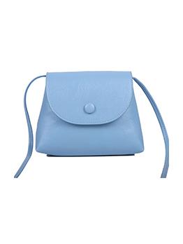 Summer Solid Pu Shoulder Bags For Women