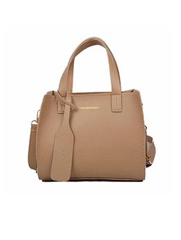 New Simple Pure Bucket Bags Women