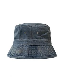 Simple Solid Color Sun-Prof Unisex Fisherman Hat