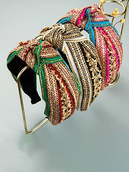 Create National Style Vintage Hair Hoop Women