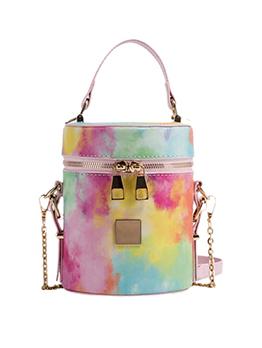 Popular Zipper Chain Design Shoulder Bags